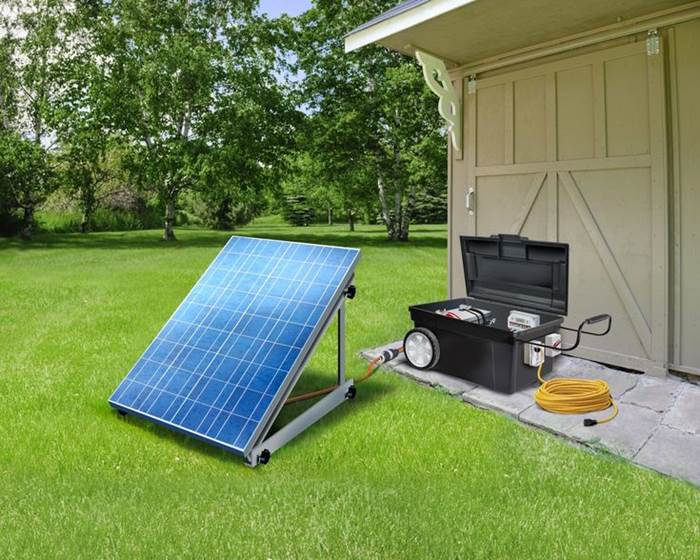 solar genarator