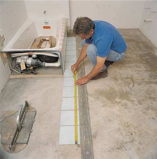 How to Tile