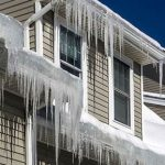 Maintain Gutter And Downspout During The Winter