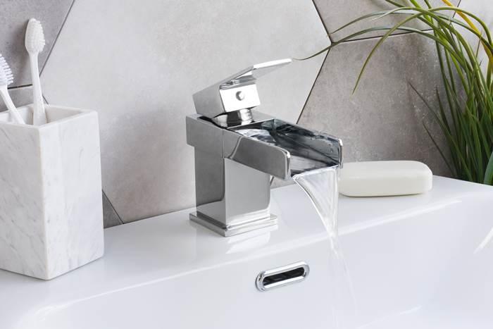Replace Bathroom Faucet