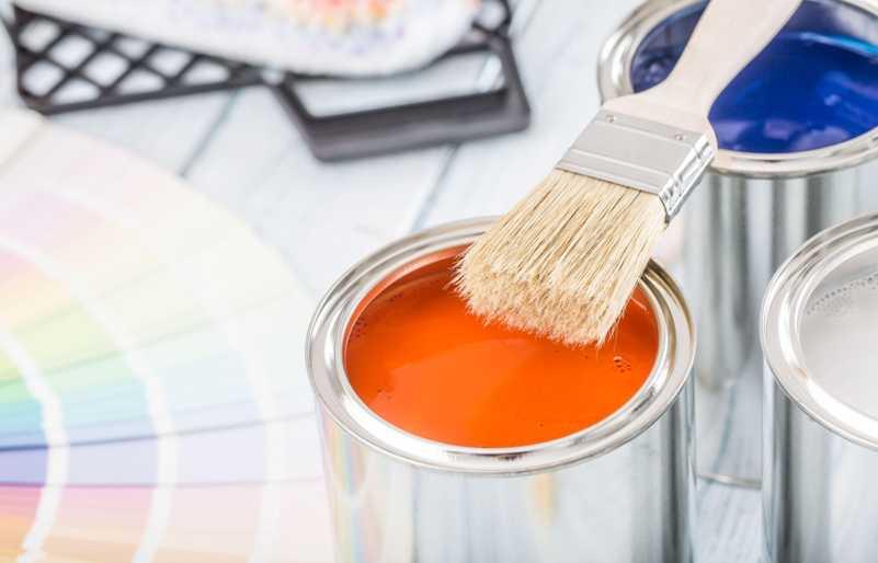 Home Interior Paint Colours